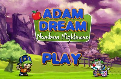 logo Adam Dream: Zahlenalptraum