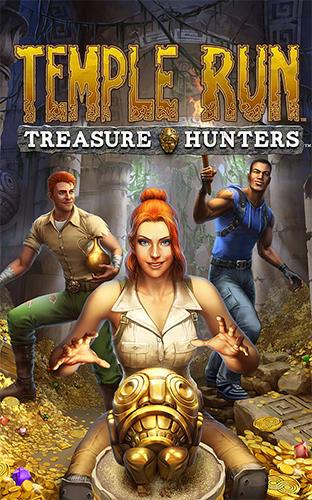 Temple run: Treasure hunters скріншот 1