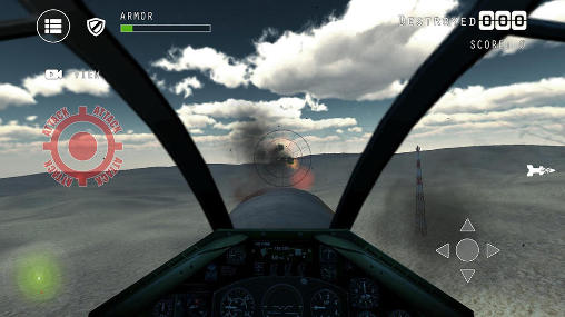 Airplane fighters combat for Android