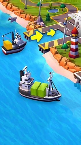 Harbor master для Android