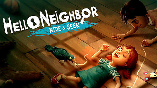 Hello neighbor: Hide and seek symbol