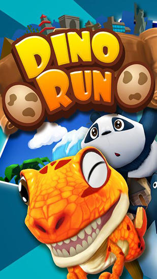 Dino run: Jurassic escape capture d'écran 1