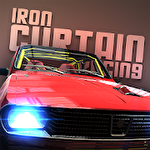 Iron curtain racing: Car racing game іконка
