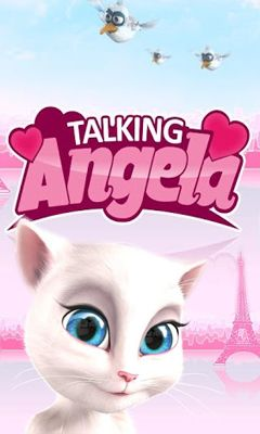 Talking Angela screenshot 1