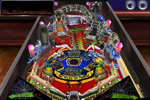 Onlinespiele Pinball Arcade auf Deutsch