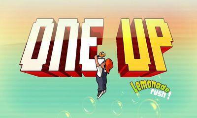логотип Только вверх - Лимонадная гонка!