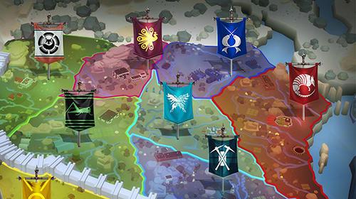 Скріншот Into the badlands: Champions на iPhone