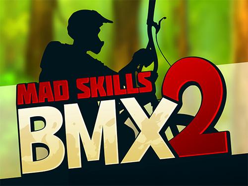 logo Verrückte Skills BMX 2