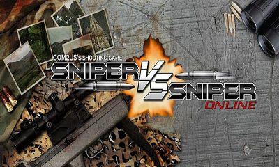 Sniper Vs Sniper: Online Symbol