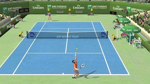 Tennis Welttour: Der Weg zum Finale auf Deutsch