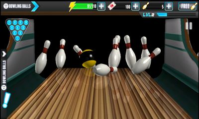PBA Bowling Challenge Screenshot
