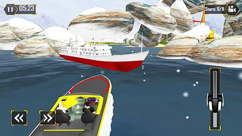 Boat simulator 2017 für Android