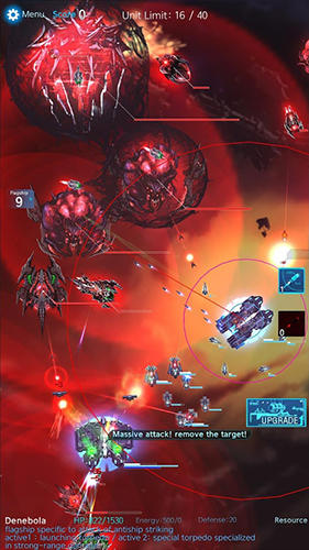 Star raid pour Android