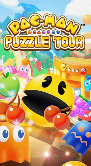 Pac-Man: Puzzle tour Screenshot