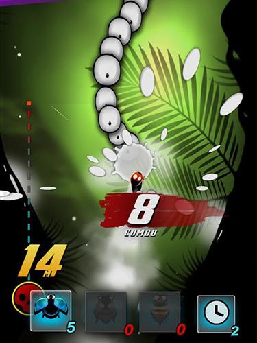 Arcade-Spiele: Lade Ausbruch auf dein Handy herunter