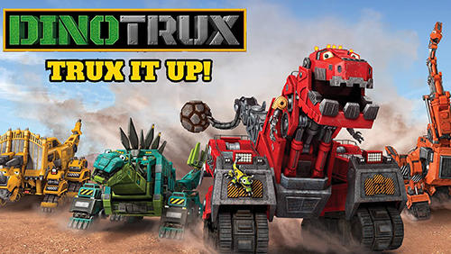 Dinotrux: Trux it up! screenshot 1