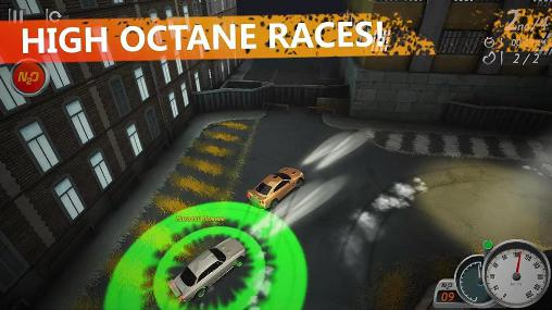 Underground racing HD for Android