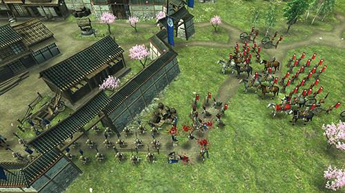 Shogun's empire: Hex commander für Android