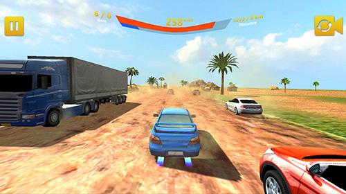 Voyage: Africa run Screenshot