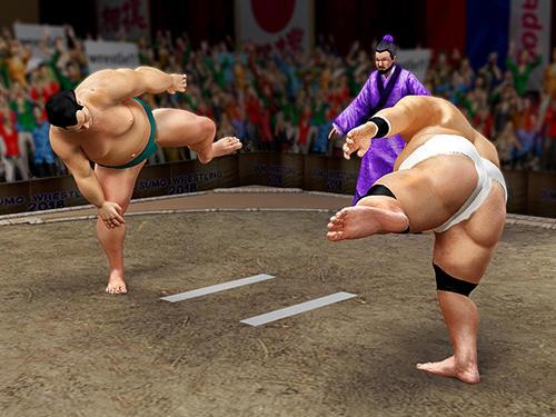Sumo stars wrestling 2018: World sumotori fighting for Android