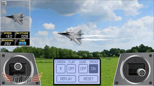 Real RC flight sim 2016. Flight simulator online: Fly wings screenshot 1