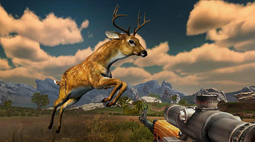 Бродилки (Action): скачать Hunting challengeна телефон