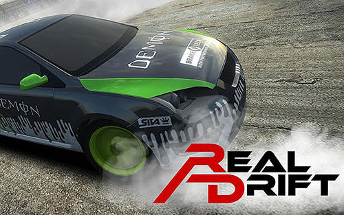 Real drift car racer captura de pantalla 1