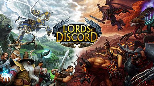 Lords of discord Screenshot