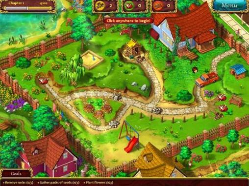 Simulation Gardens inc.: From rakes to riches für das Smartphone