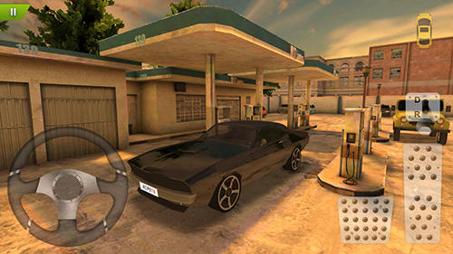 Real car parking simulator 16 pro pour Android