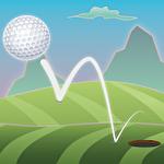 Funny golf Symbol