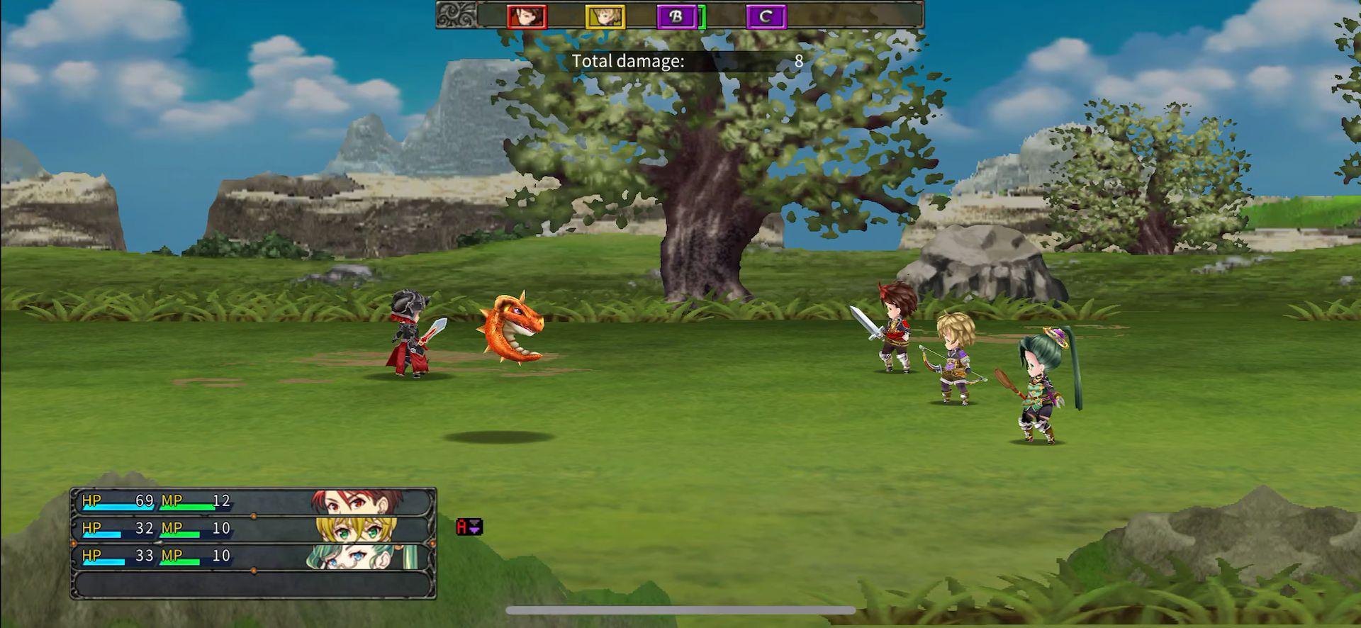 RPG Ambition Record скриншот 1