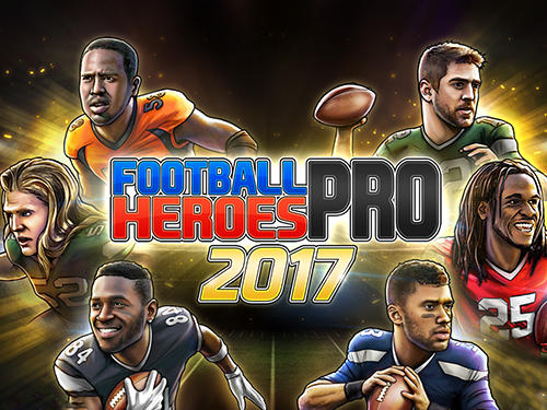 Football heroes pro 2017 screenshot 1