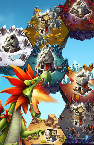 Dragons and diamonds für Android