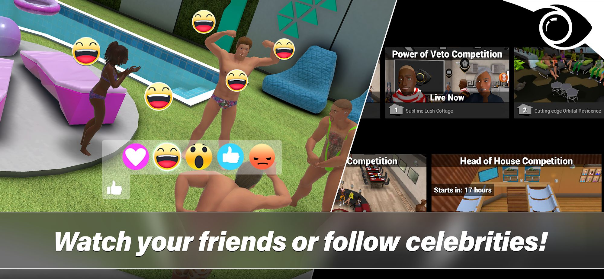 Big Brother: The Game screenshot 1