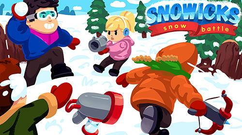 Snowicks: Snow battle Screenshot