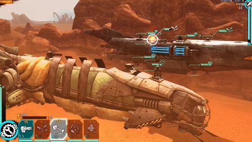 Sandstorm: Pirate wars pour Android