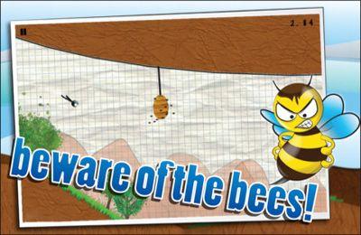 Arcade-Spiele: Lade Fliegendes Strichmännchen auf dein Handy herunter