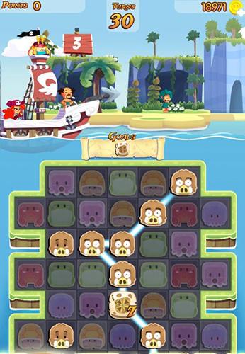Pirate match adventure screenshot 4
