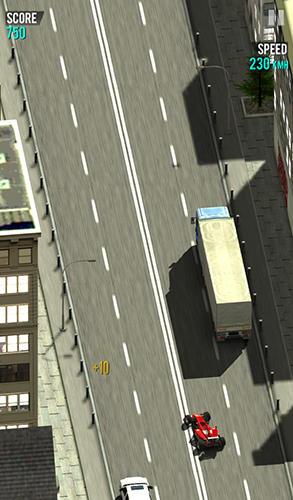 Pole position: Formula racer Screenshot