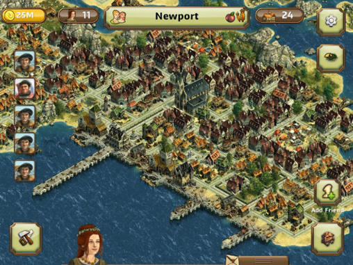 Anno: Build an empire pour Android