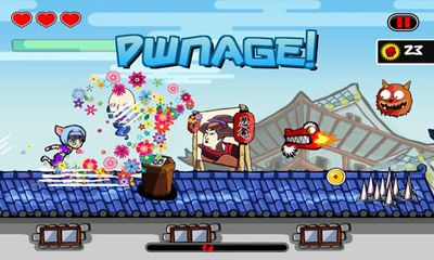 Ninja Sprint screenshot 4