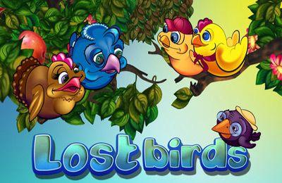 Pájaros perdidos en español