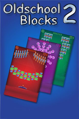 Screenshot Oldschool blocks 2 on iPhone