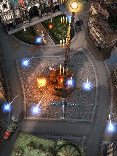 Air attack 2 captura de pantalla 1