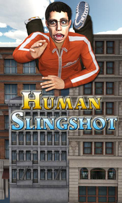 Human Slingshot Symbol