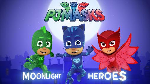 PJ masks: Moonlight heroes скриншот 1