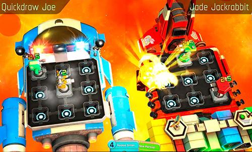 Rocket rumble screenshot 1