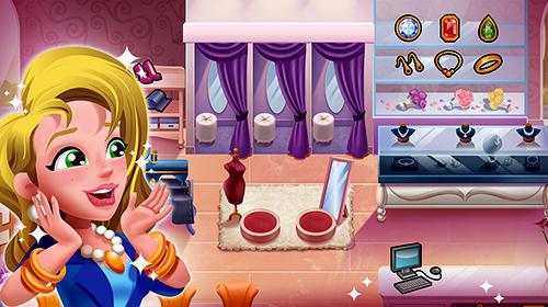 Wedding salon dash: Bridal shop simulator pour Android