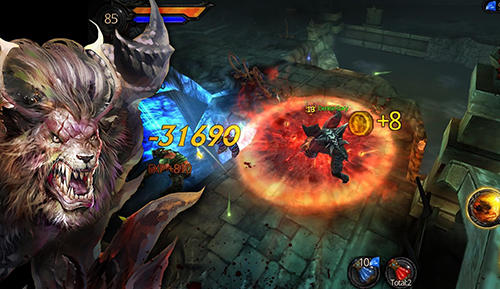 Blood knights für Android
